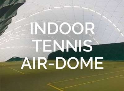 Galway Indoor Tennis Air-Dome Facilities