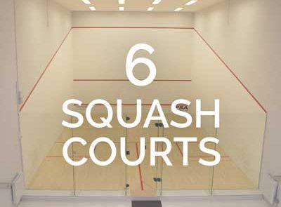 Galway Squash Courts Facilities