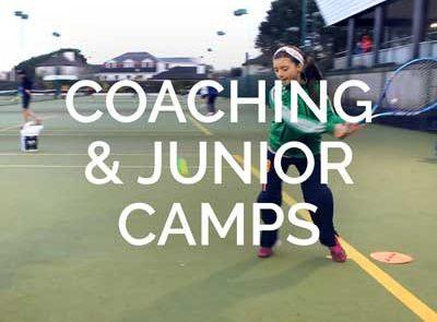 Galway Tennis Coaching Junior Camps Facilities