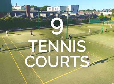 Galway Tennis Courts Facilities