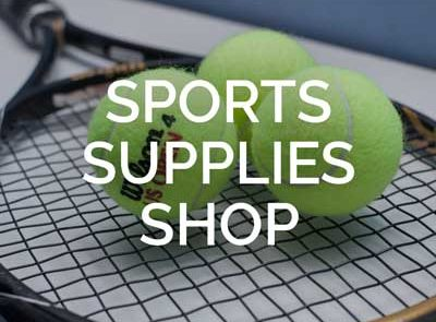 Galway Tennis Squash Badminton Sports Shop Facilities