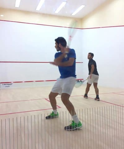 Adult Squash Courts Galway