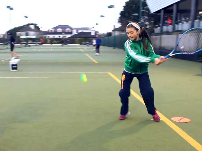 Galway Junior Tennis Coaching