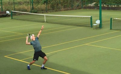 Galway Social Tennis Club Nights