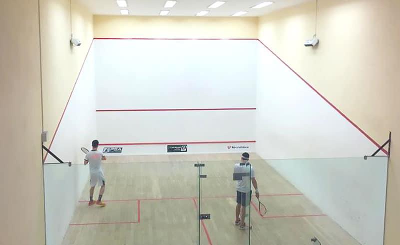 Social Squash Club Courts Galway