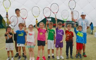 Galway Lawn Junior Tennis Coaching
