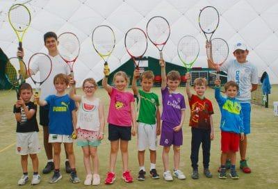 Galway Lawn Junior Tennis Coaching