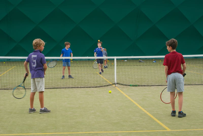 Galway Lawn Tennis Academy Junior Tennis Coaching