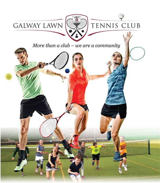 Galway Lawn Tennis Club Brochure