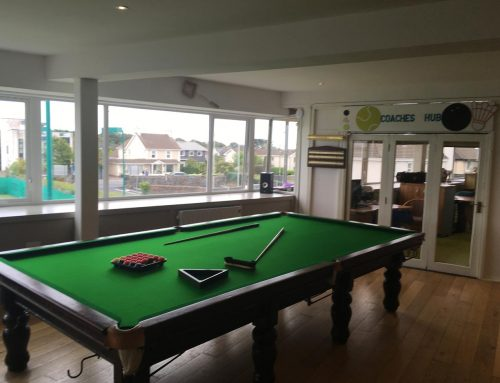 Championship Snooker Table
