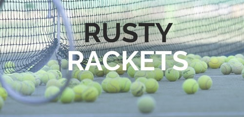 Rusty Rackets Galway Lawn Tennis Club Coaching