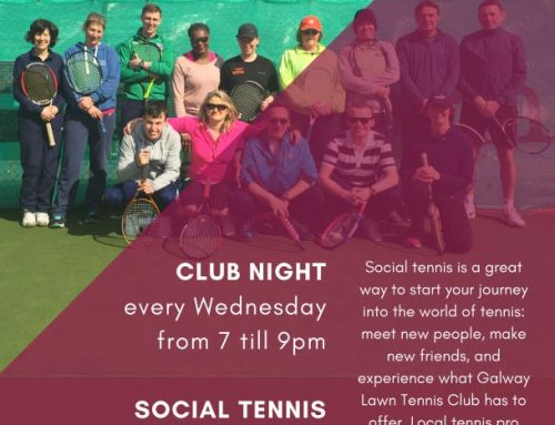 Social Tennis Club Nights