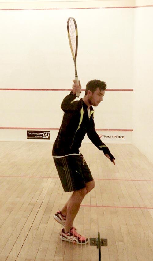 Squash Coaching Galway