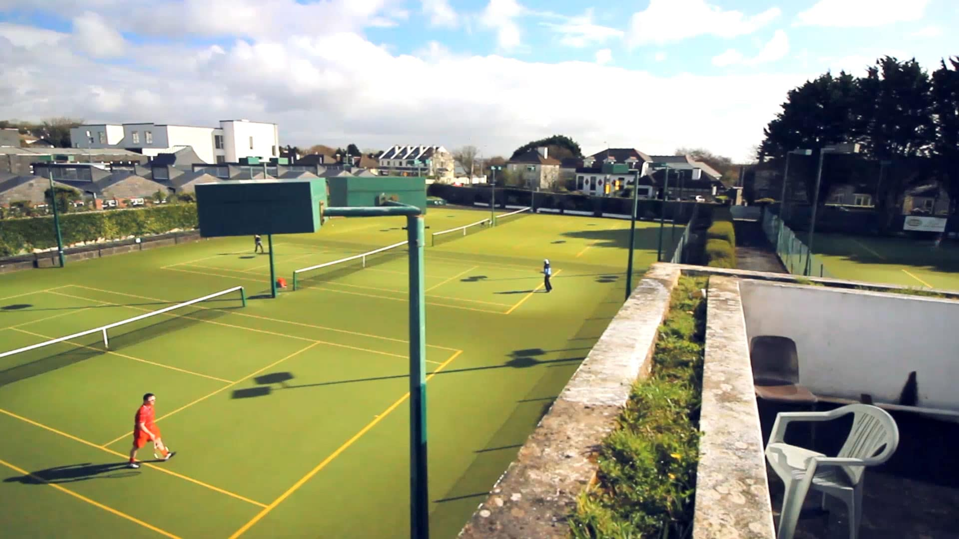Galway Lawn Tennis Club